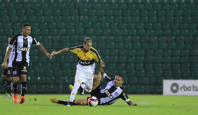 Figueirense x Criciúma (Foto: Luiz Henrique/Figueirense F.C.)