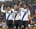 Argentinos brilham, e Inter triunfa. Hernanes é expulso, e Lazio perde