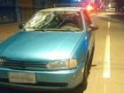 Homem morre ao ser atropelado na Avenida Independência, em Goiânia