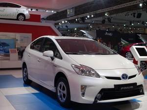 Toyota Prius é anunciado no Brasil (Foto: Louise Calandrino/G1)