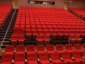 Novo teatro no Shopping Iguatemi, em Campinas (Foto: Reprodução / EPTV)