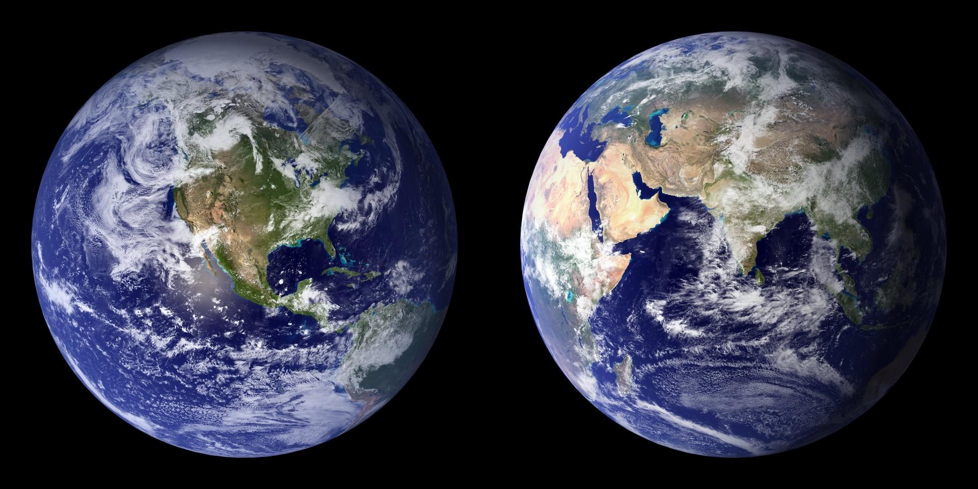 Com o padrão de consumo atual e a desigualdade social, a Terra vai esquentar (Foto: Wikimedia Commons)
