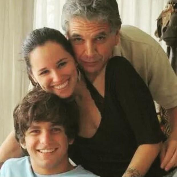 Rafael, Mariana Belém e Raul Mascarenhas  (Foto: Reprodução/Instagram)