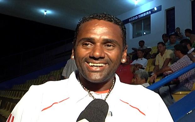 Kleber Pereira será diretor de futebol do Moto Club (Foto: Reprodução/TV Mirante)