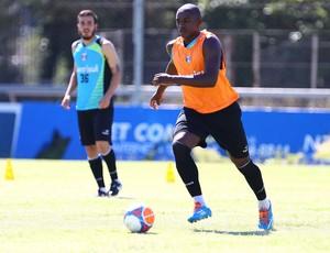 Mamute, atacante do Grêmio (Foto: Lucas Uebel / Grêmio, DVG)