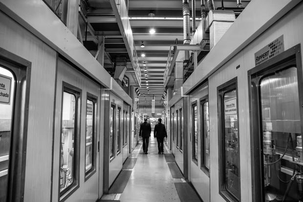 Por dentro do maior recall do mundo - fábrica Takata (Foto: Marcos Camargo / Autoesporte)
