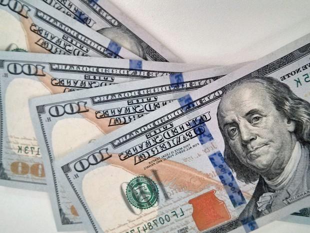 Dólar (Foto: Karina Trevizan/G1)
