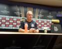 Dorival planeja escalar titulares do Santos em clássico contra o Palmeiras