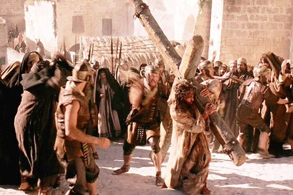 'A Paixão de Cristo' (2004) (Foto: Reprodução)