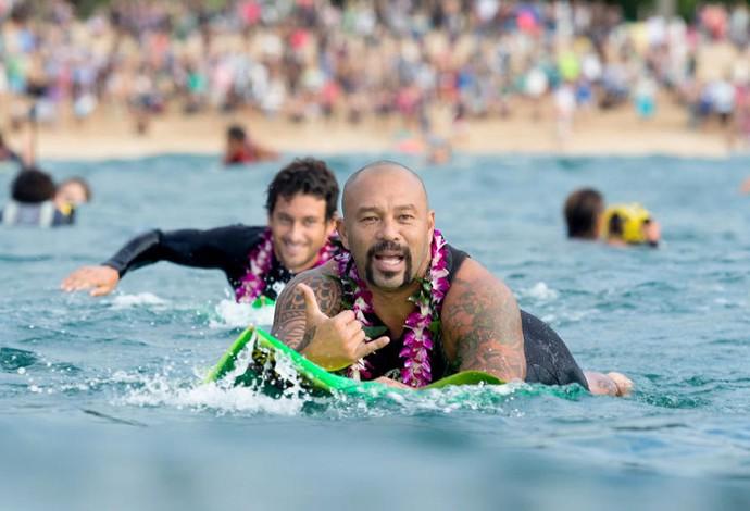 Sunny Garcia surfista havaiano localismo (Foto: Divulgação / ASP)