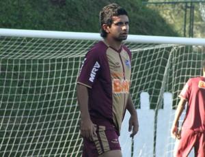 Guilherme treino Atlético-MG (Foto: Lucas Catta Prêta / Globoesporte.com)