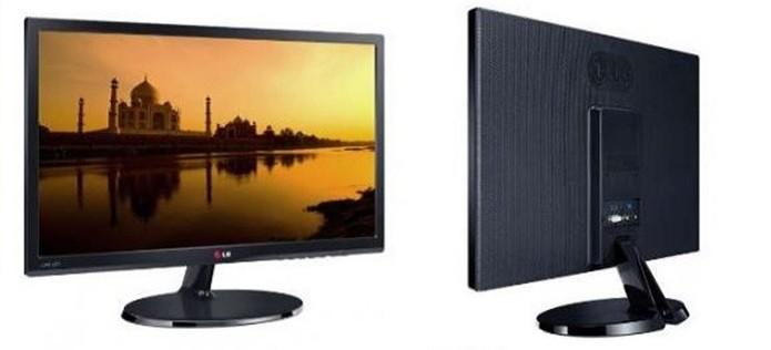 LG IPS 23MP55HQ-P é um monitor completo da LG (Foto: Divulgação/LG)