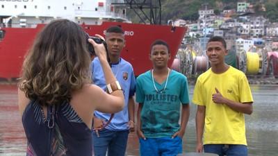 PREP adoção (Foto: TV Globo)