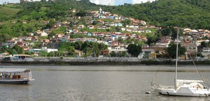 Pioneira na luta pela independência no país, Cachoeira é capital por 1 dia (Valma Silva/G1 BA)