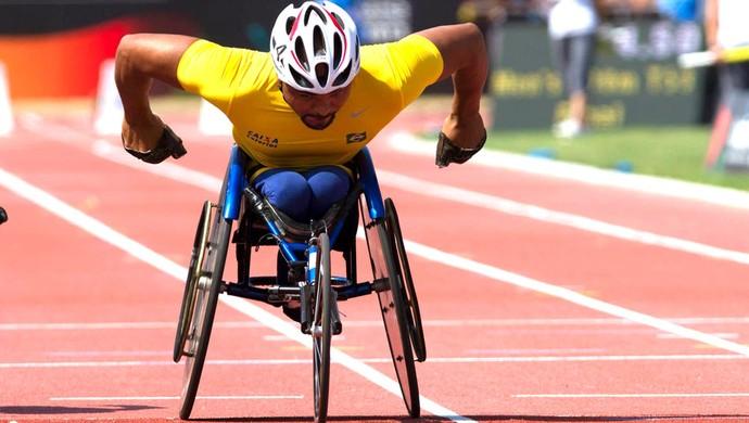 parré no paralimpico de lyon (Foto: Washington Alves / MPIX / CPB)
