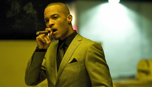 O rapper T.I. vive Ghost em 'Ladrões' (2010) (Foto: Divulgação/Reprodução)