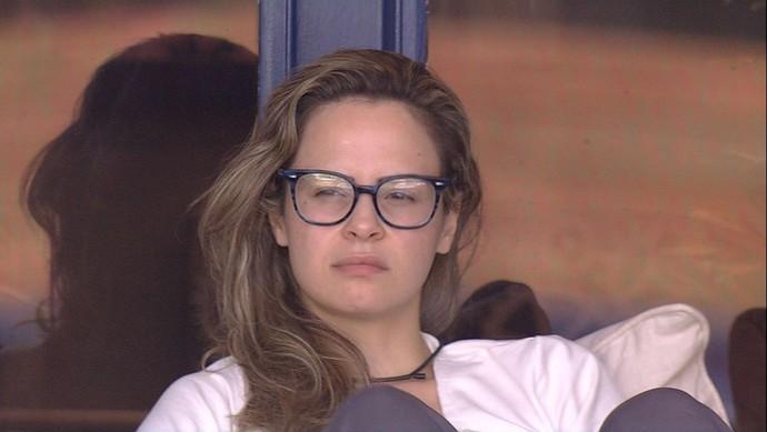 Ana Paula critica Daniel_manhã 27/01 (Foto: BBB)