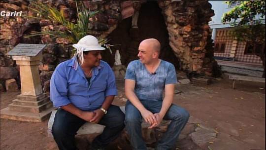 Rodrigo Vargas vai até o Crato para entrevistar um radialista muito bacana