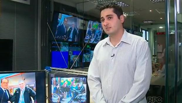 Paraná TV: Para melhorar a qualidade o sinal daTV está mudando, para o digital (Foto:  Reprodução/RPC)