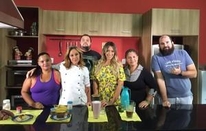 Equipe 'MTV 2017' (Foto: TV Sergipe)