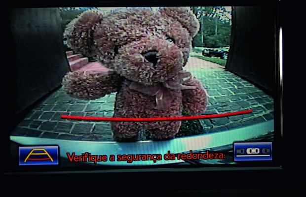 Câmera de ré (Foto: Autoesporte)