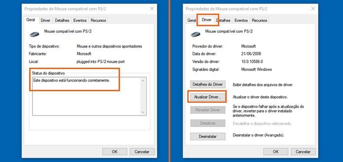 Inicie a atualização do driver do touchpad (Foto: Reprodução/Barbara Mannara)