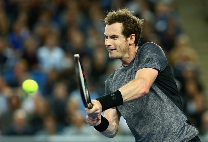 Murray venceu João Sousa em um jogo marcado por altos e baixos (Foto: Getty Images)