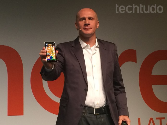 Evento Microsoft (Foto: Allan Melo/ TechTudo)