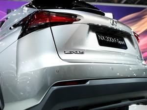 Lexus NX 200t F-Sport (Foto: Caio Kenji/G1)