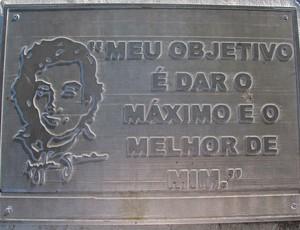 Padaria Memorial, Praça Ayrton Senna Cabo Frio  (Foto: Gabriel Fricke)