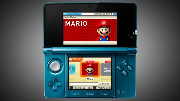 A eShop também organiza por categorias, como a de jogos do Super Mario (Foto: Divulgação) (Foto: A eShop também organiza por categorias, como a de jogos do Super Mario (Foto: Divulgação))