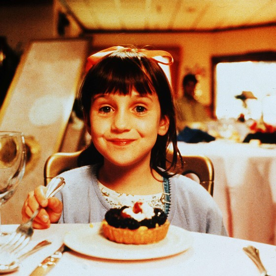Filme Matilda, Roald Dahl (Foto: AFP)