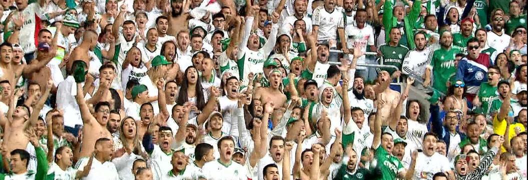 Depois da derrota para a Ponte Preta, Palmeiras recebe o Flu em casa e conta com a torcida