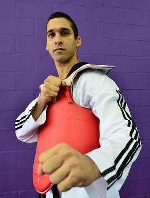 Guilherme Félix Taekwondo (Foto: Dojan Nippon/Divulgação)