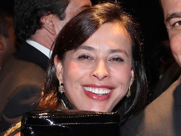 Adriana Ancelmo Cabral, mulher do ex-governador do RJ Sérgio Cabral (Foto: Vera Donado/Estadão Conteúdo/Arquivo)