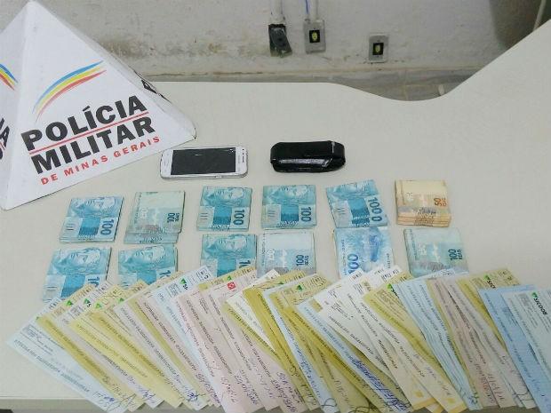 operação em Formiga (Foto: PM/Divulgação)