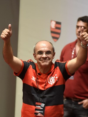 Eduardo Bandeira de Mello Flamengo