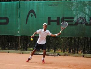 O tenista Igor Marcondes, de São José dos Campos (Foto: Teresa Cipriano/Divulgação)