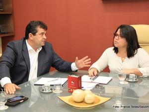 Comissão vai estudar possível parceria. (Foto: France Telles/SECOM)