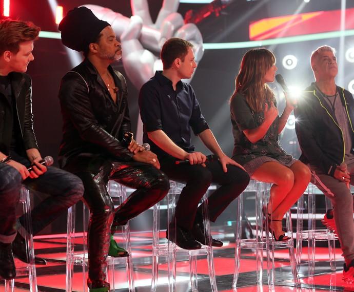 Jurados explicam o que público pode esperar da quarta temporada (Foto: Isabella Pinheiro / TV Globo)
