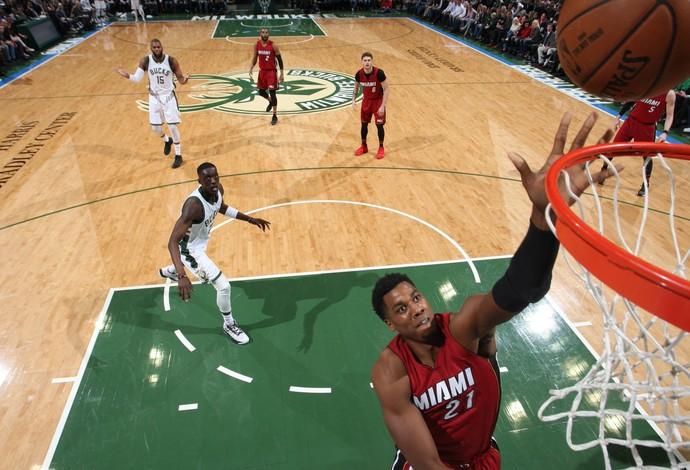 Miami Heat x Milwaukee Bucks NBA (Foto: Divulgação/Miami Heat)