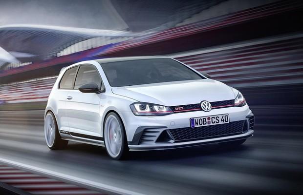 Volkswagen-Golf-GTi-Clubsport (Foto: Divulgação)