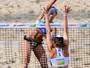 Ágatha e Duda vencem dupla dos EUA e seguem invictas no WT Finals