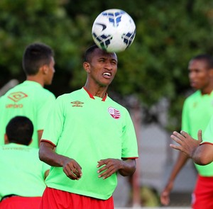 Hiltinho Náutico (Foto: Aldo Carneiro / Pernambuco Press)
