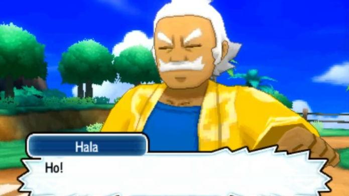 Pokémon Sun e Moon: cada Grand Trial é realizado por um Kahuna (Foto: Reprodução / Thomas Schulze )