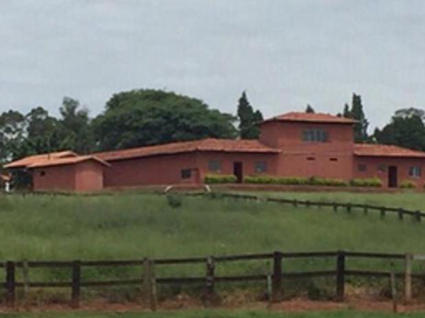 Fazenda de cantor e ator fica em Cesário Lange (Foto: Reprodução/ Instagram/ cleopires_oficial)