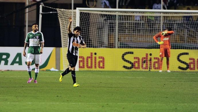 Palmeiras x Atlético-MG Pacaembu (Foto: Marcos Ribolli/GloboEsporte.com)