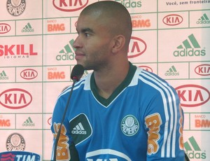 Maur&#237;cio Ramos, Palmeiras (Foto: Diego Ribeiro / Globoesporte.com)
