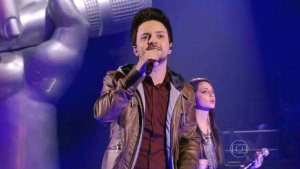 Rubens Daniel venceu  (Foto: Reprodução/TV Globo)