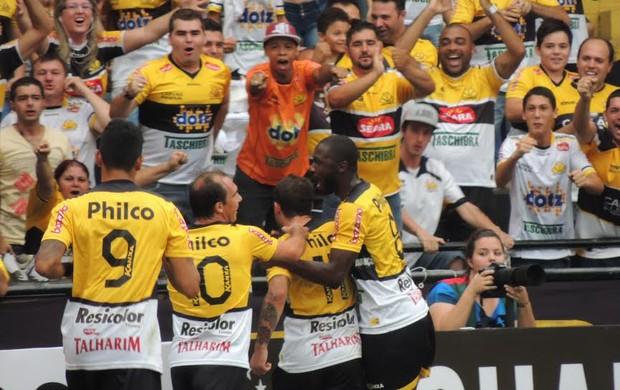 criciúma x figueirense (Foto: João Lucas Cardoso)